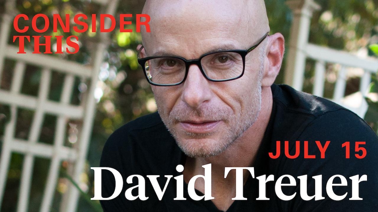 A photo of David Treuer