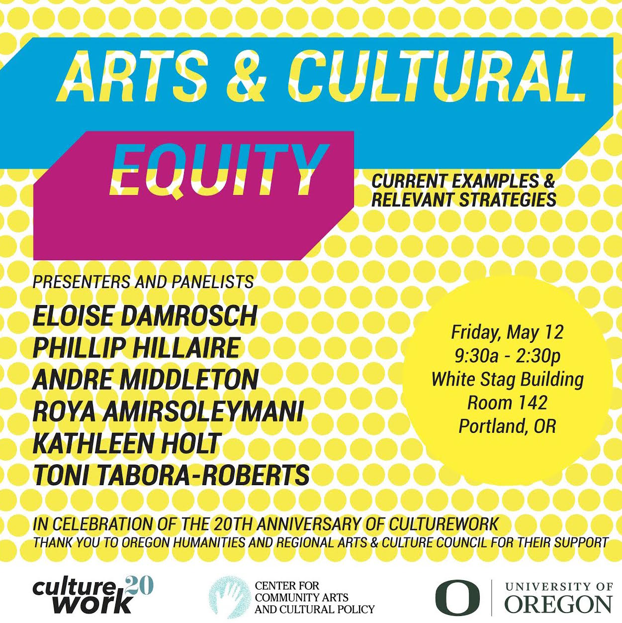 Arts Cultural Equity Current Examples And Relevant Strategies