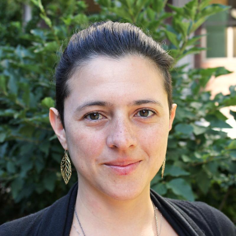 Photo of Maya Muñoz-Tobón